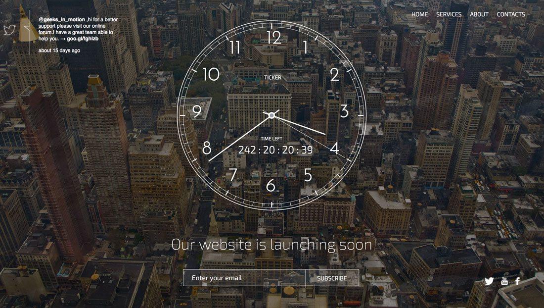 新产品即将上线,那么预告页面要怎么设计?