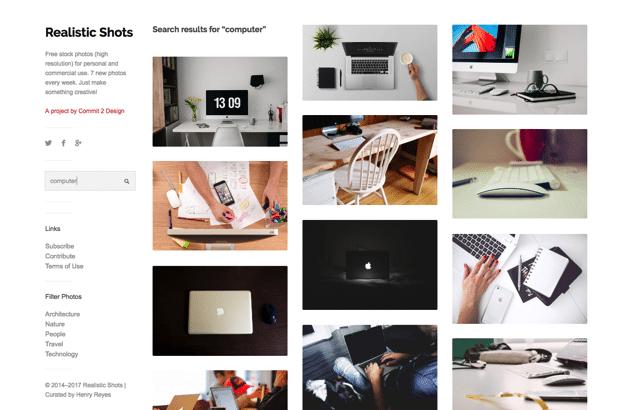 酷站两连发!免费的高质量图库+音效素材网站