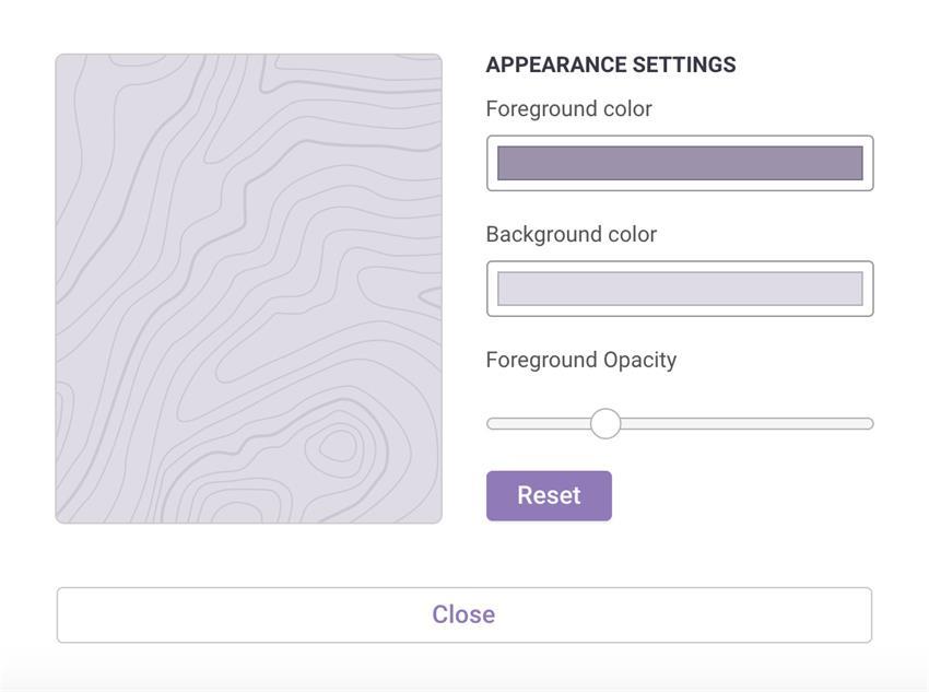 低调实用的在线纹理素材库Hero Patterns