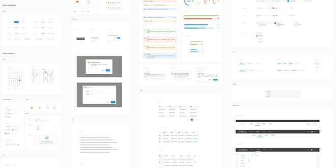 超全面!5个高质量的设计规范和Sketch 源文件免费下载