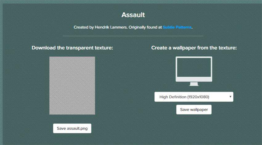 想为设计添加质感?你缺这些纹理网站!