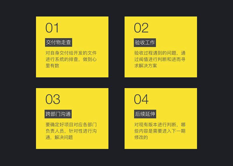 一份超实用的UI设计师上线执行手册
