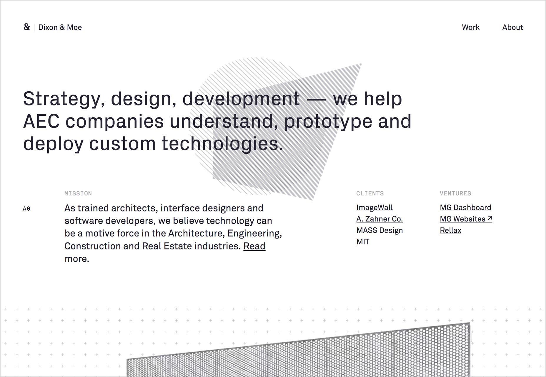 面对新的一年,设计师们喜欢这样设计自己的作品集