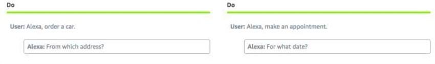 亚马逊语音交互设计规范(三)Alexa的回应