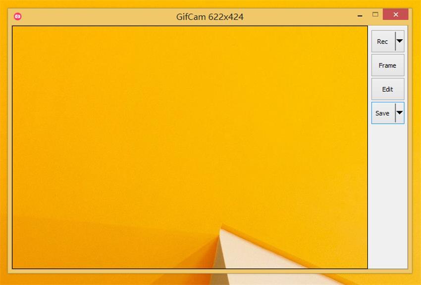 双平台通用!快速方便功能强大的GIF 录制软件免费下载
