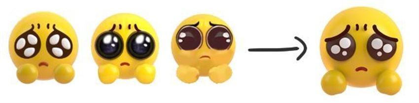 上亿人使用的3D版QQ黄脸表情是怎么做出来的?
