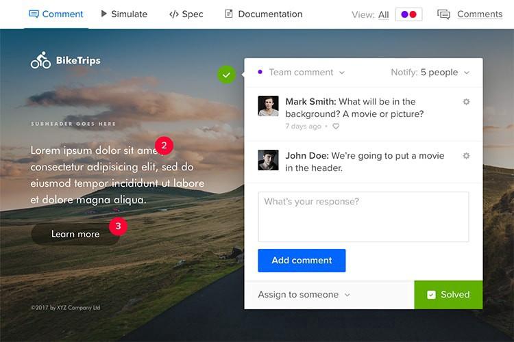 网页和UI设计师常用的在线协同工具有哪些?