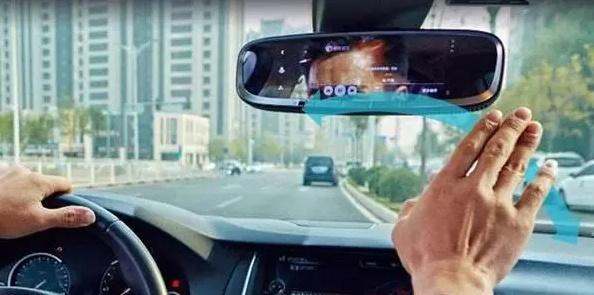给汽车做设计!车载智能后视镜交互布局分析