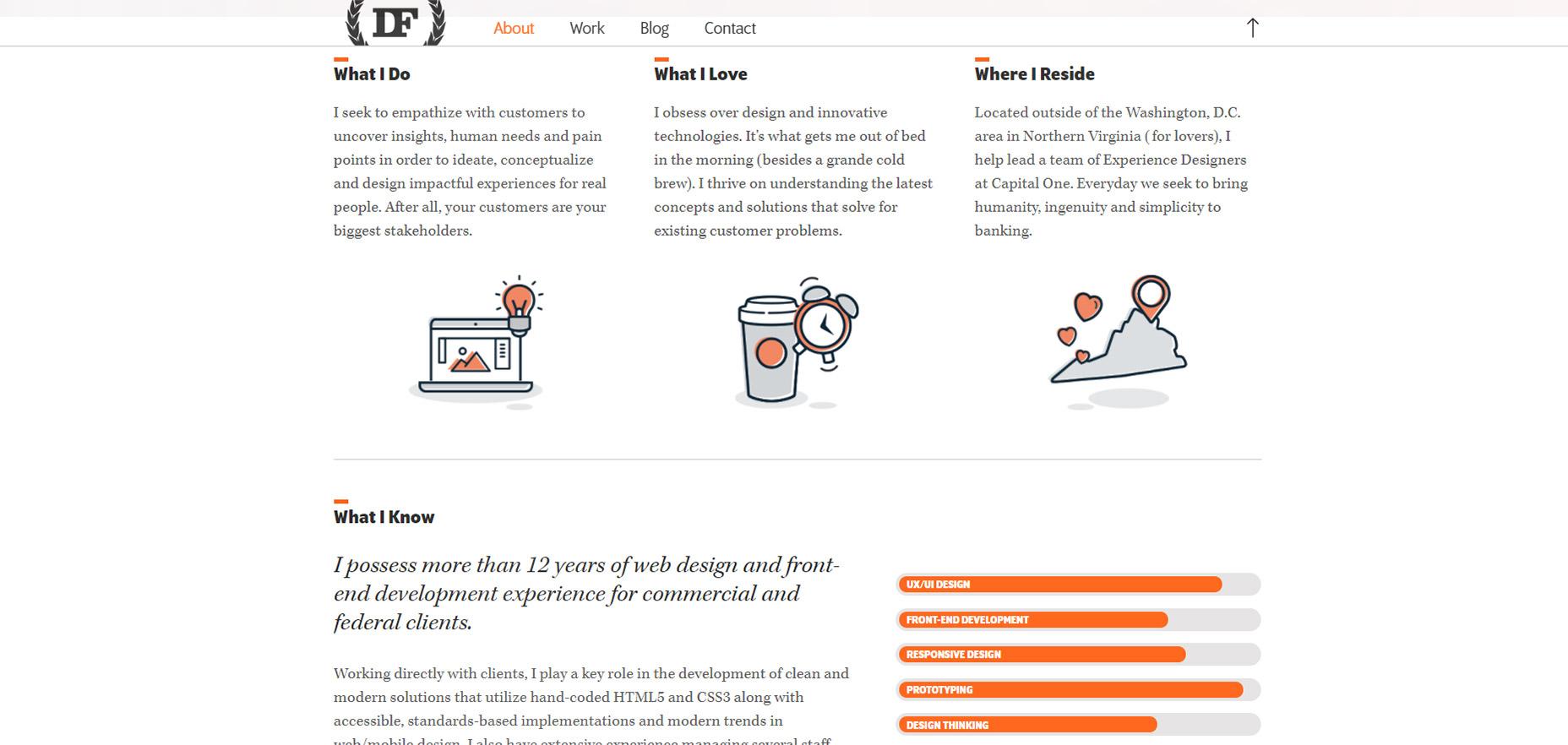 想设计好网站的悬浮导航,这12个案例不容错过