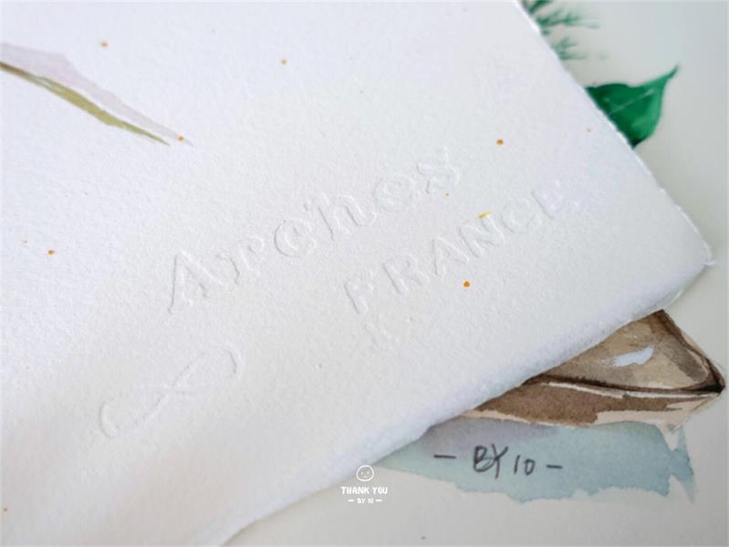 水彩自学第二集:水彩纸常见问题及测评