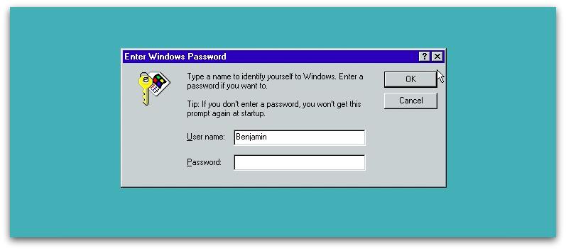 20年前的Windows 98,有一套不俗的新用户引导流程