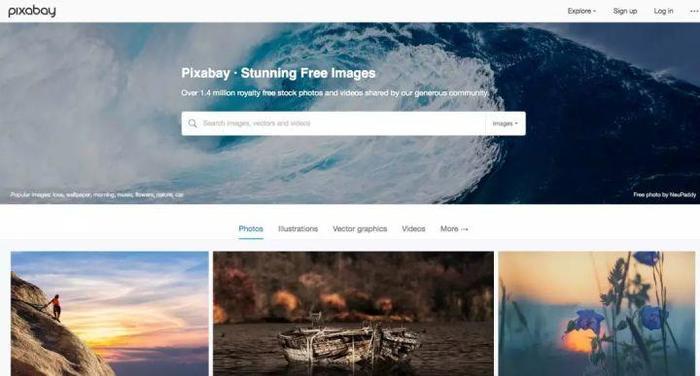 13个私人收藏的免费设计资源网站