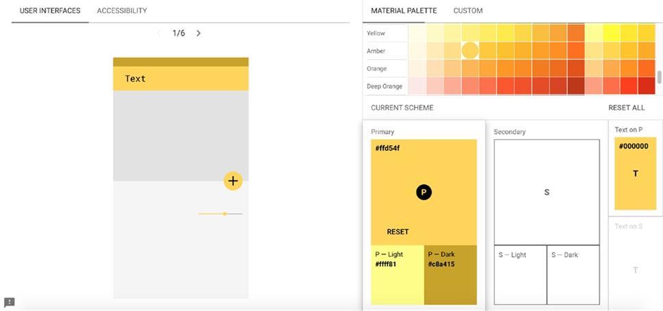 设计神器!一键预览UI界面配色,从此不怕甲方换风格!