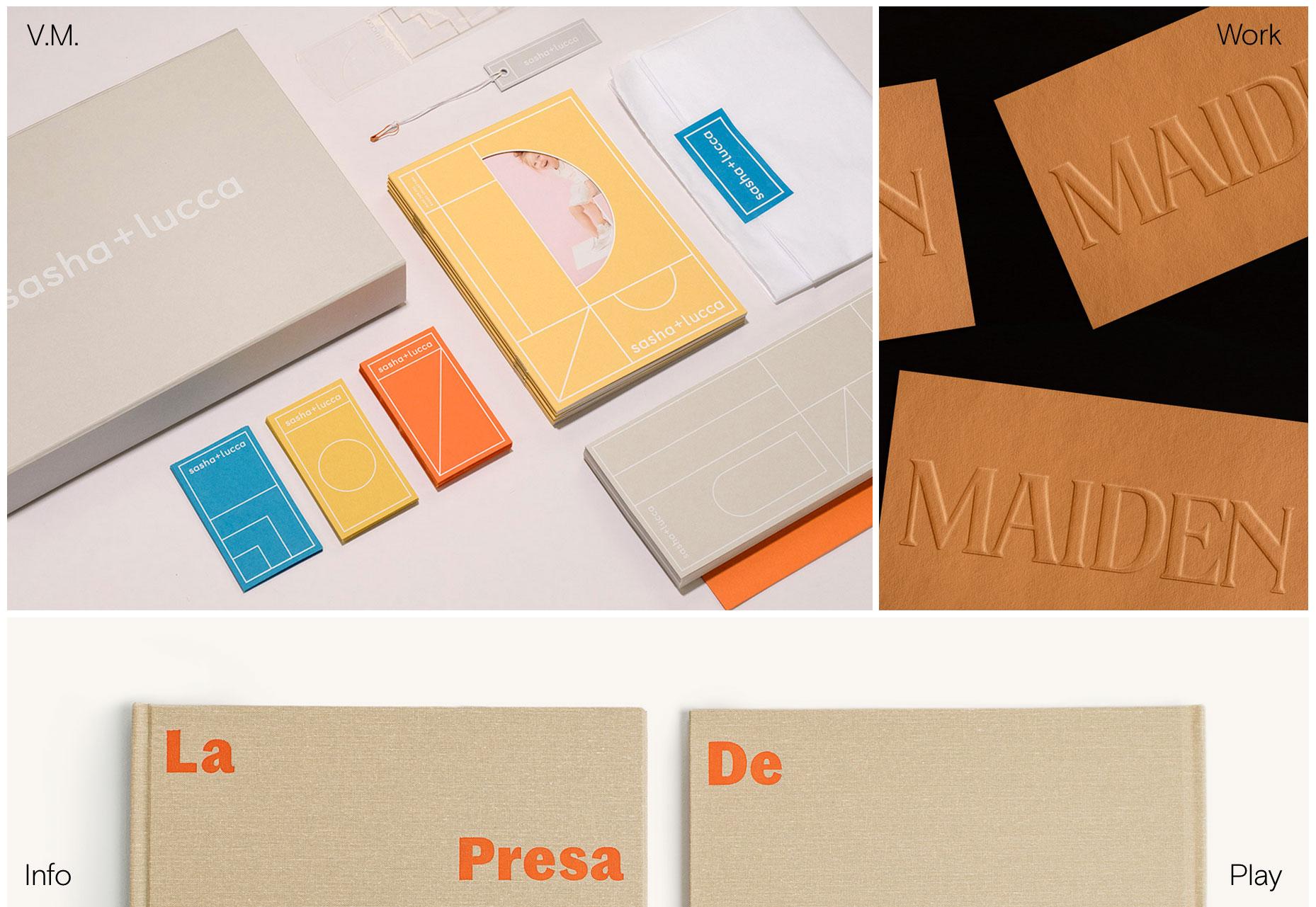 设计师作品集网站中,常见的5个误区和解决方案