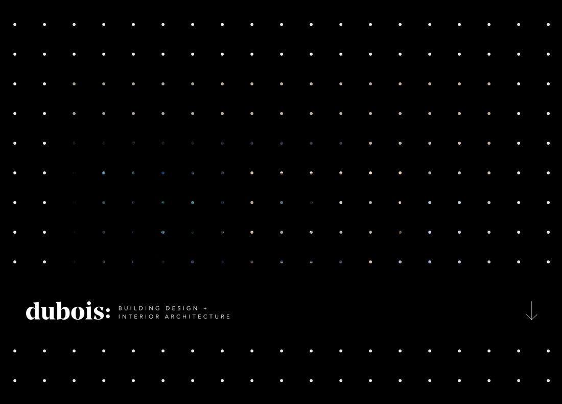 氛围独特情绪深沉的深色系网站,设计上有什么讲究?