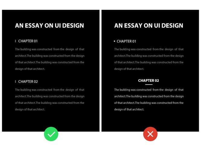 设计师必须要掌握的版式基础大全