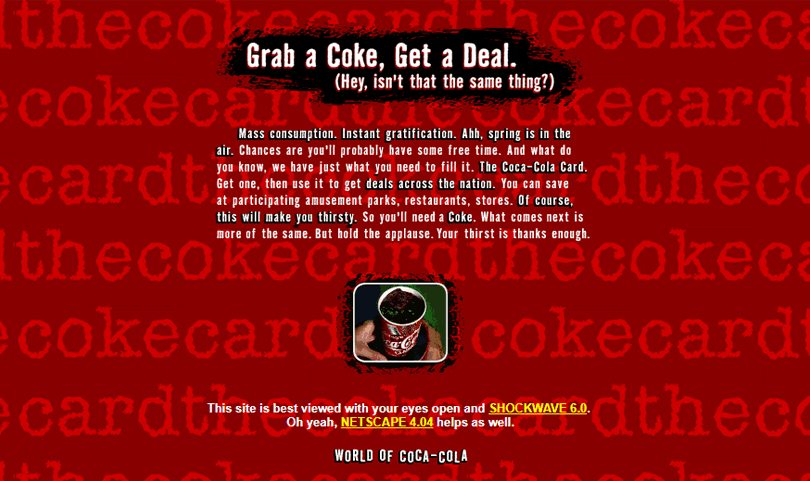 20年前有多可怕?看看这10个辣眼睛的网站你就明白了