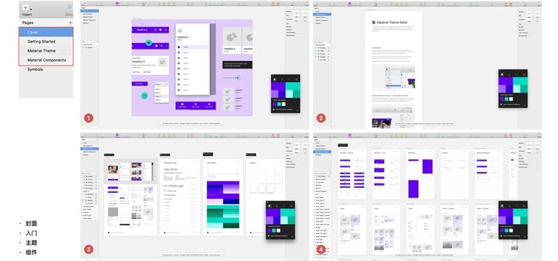 谷歌新出的这款Material Theme Editor 神器,让你做设计又快又好