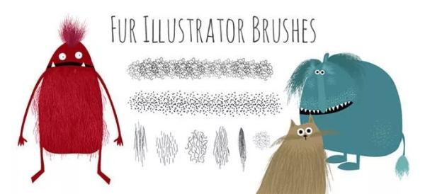 笔刷总是不够用?我们整理精选了1000款笔刷给你!
