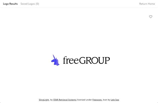 这个网站用AI 帮你做LOGO,还可以免费下载!