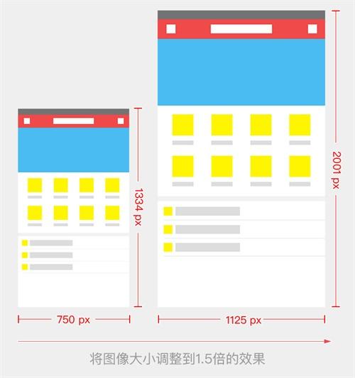 超全面的移动端UI 设计规范整理汇总