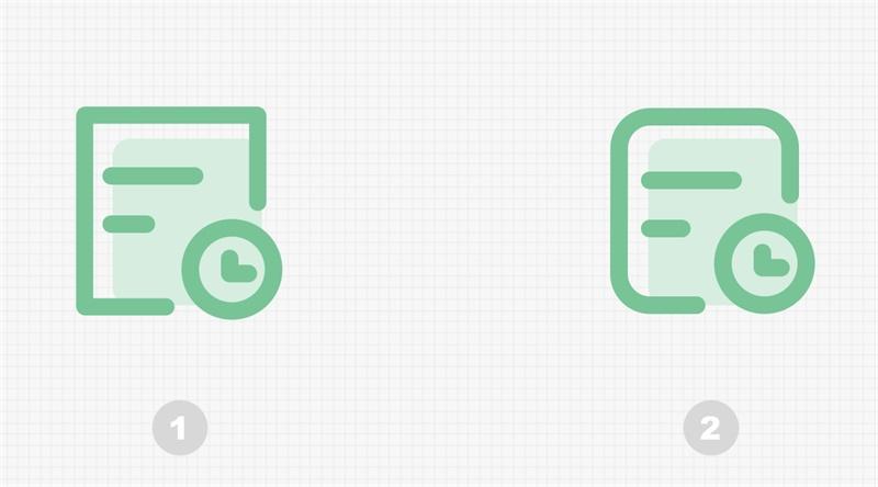 腾讯设计师总结的图标设计五维自检法