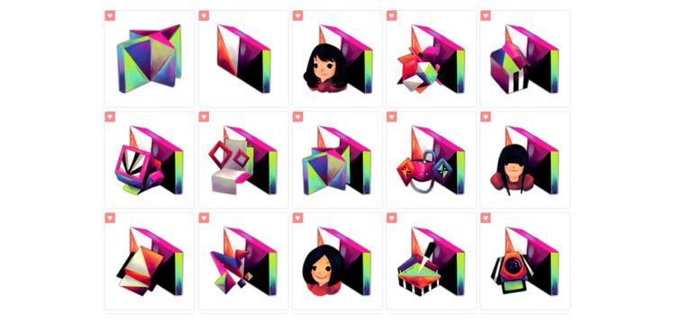 设计图标的时候,一定要抵制住这6个诱惑!