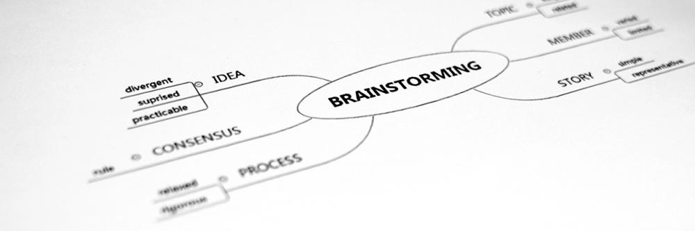 腾讯干货!8个步骤帮你掌握从用户出发的创意脑暴法