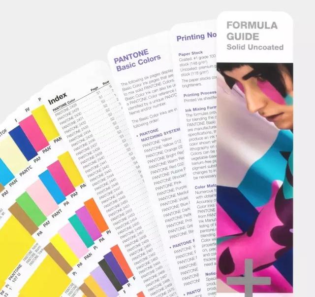 作品落地效果不行?你要好好学习印刷基础知识和技巧了!