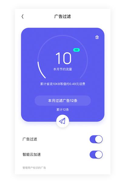 当浏览器帮你过滤掉12条广告,相当于为你节省多少RMB呢? - 优设-UISDC
