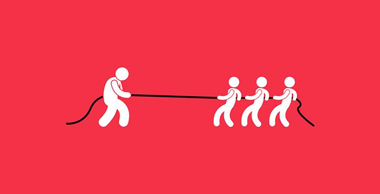 为什么几个人的小团队更加高效更加靠谱?