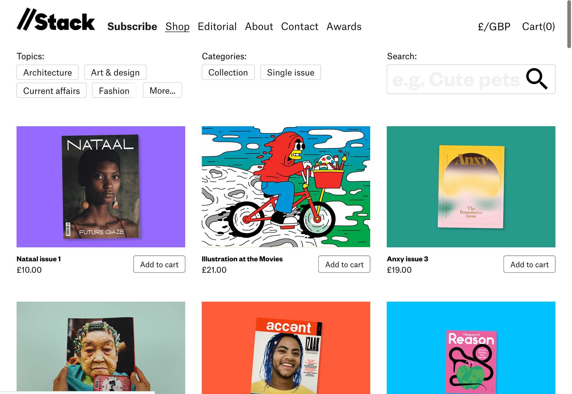 灵感干货!20个视觉、体验和内容俱佳的优秀网页设计