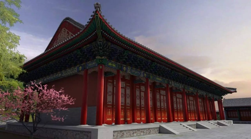 传承中国文化,刻画你手中的大美圆明园