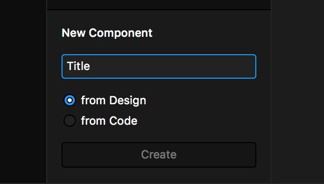 Framer X 更像一个设计工具了,但对设计师的门槛也更高了