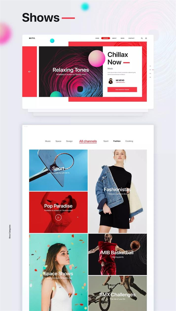高质量的网页设计模板都开始收费了?小编精选了100套免费的给你…
