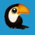 图标巨嘴鸟