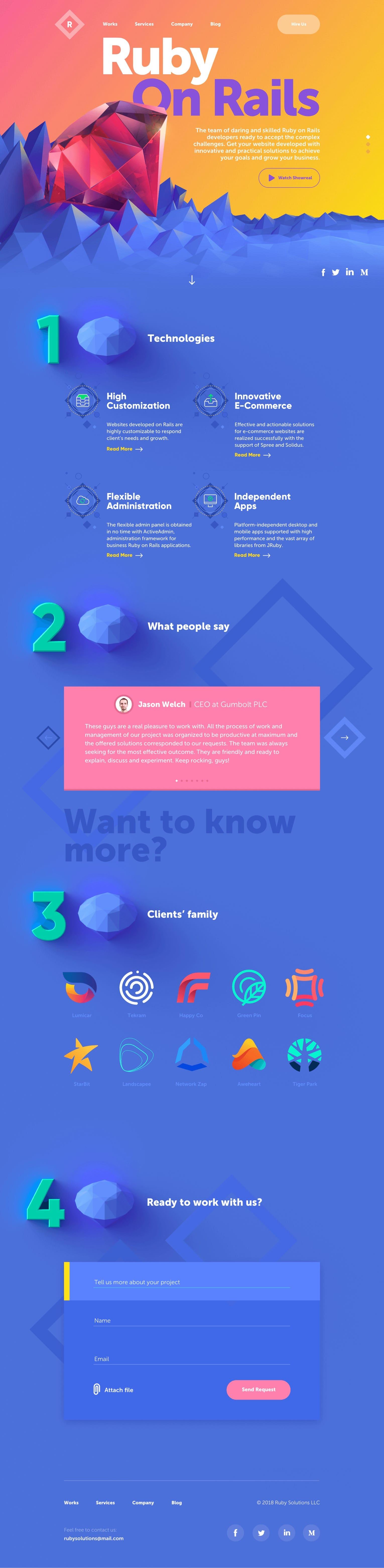 这9个视觉惊艳的网页,是这样设计出来的