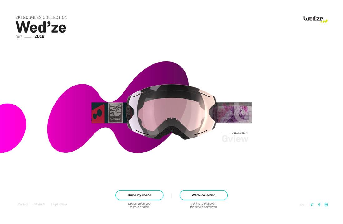 如何巧用气泡、斑点和流体元素,让网页不再单调死板?
