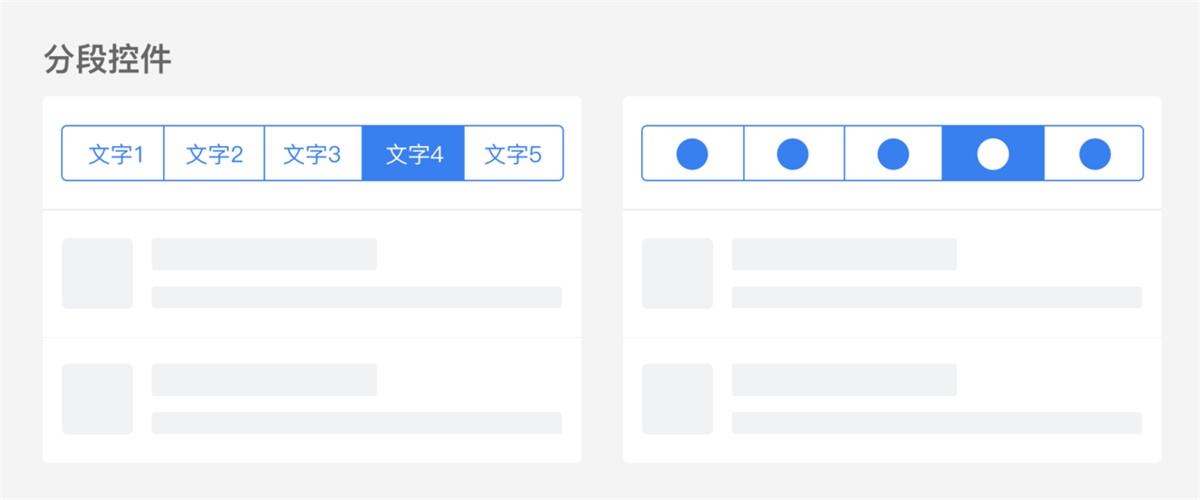 这4个最常见的 UI 组件,给你总结了这份使用指南