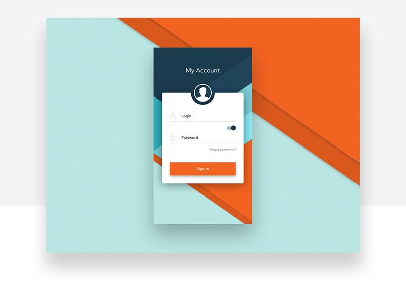紧跟这6个 UI 背景设计趋势,能让你的界面更出彩