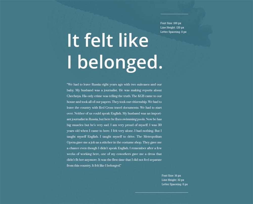 Airbnb前端工程师:如何在设计中选择正确的字体和版式?