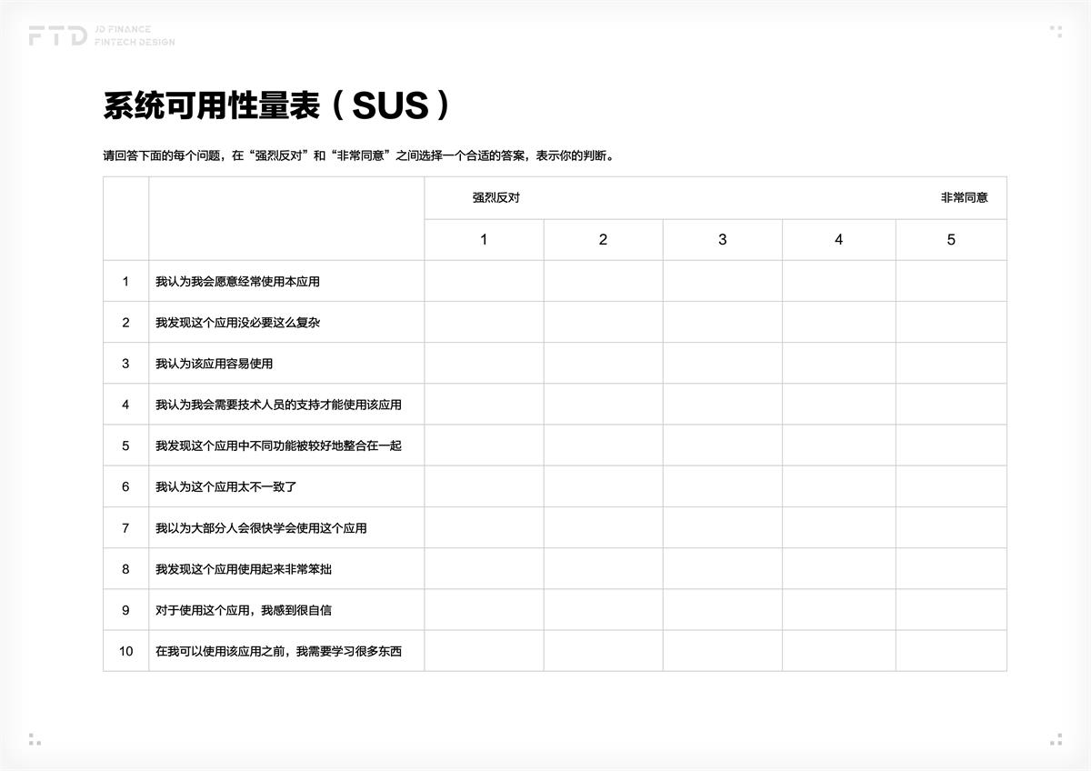 京东内部资料:超好用的用户体验提升模型