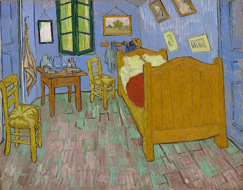 重磅福利!芝加哥美术馆放出50000件经典名画的高清大图,还能免费商用!