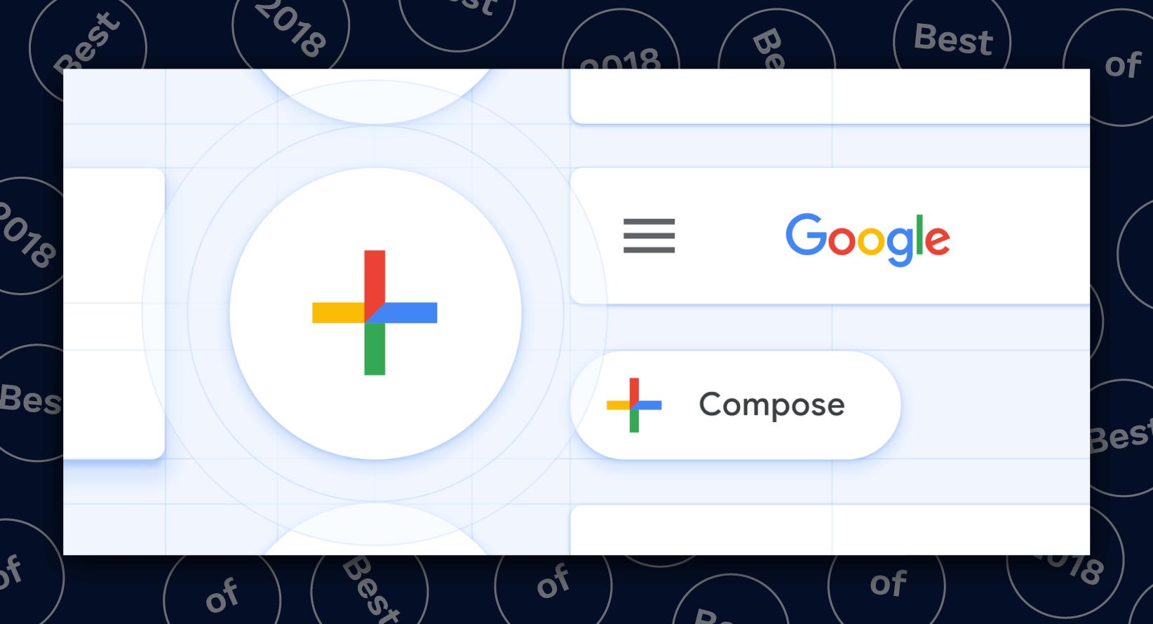 Google Design 团队眼中 2018年的最佳设计项目