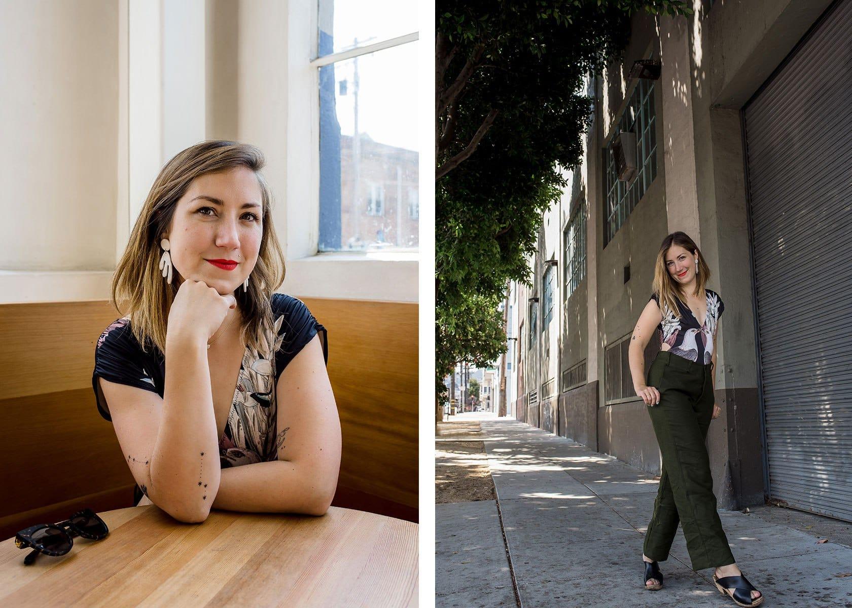 勇敢面对未来:专访著名字体设计师 Jessica  Hische