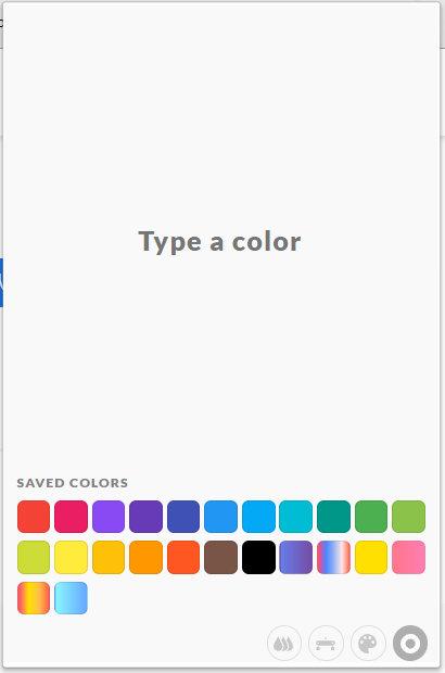 用完即走!设计师必备的Chrome 浏览器配色/取色插件