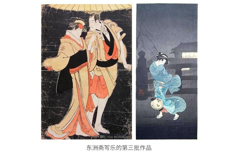 用这篇超全面的好文,带你了解日本浮世绘的前世今生(下)