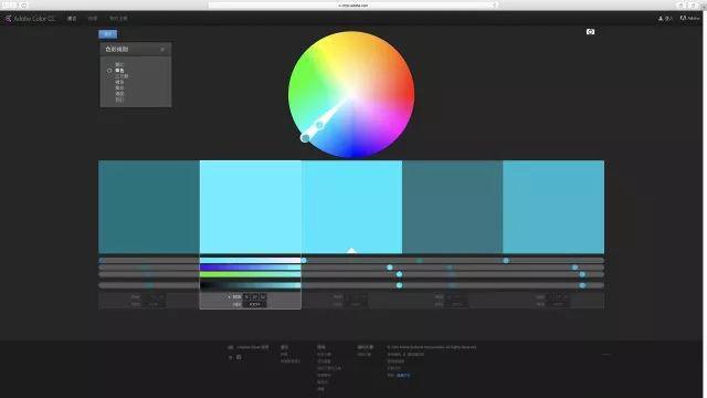那么多在线配色工具,到底怎么用才能秒变高手?