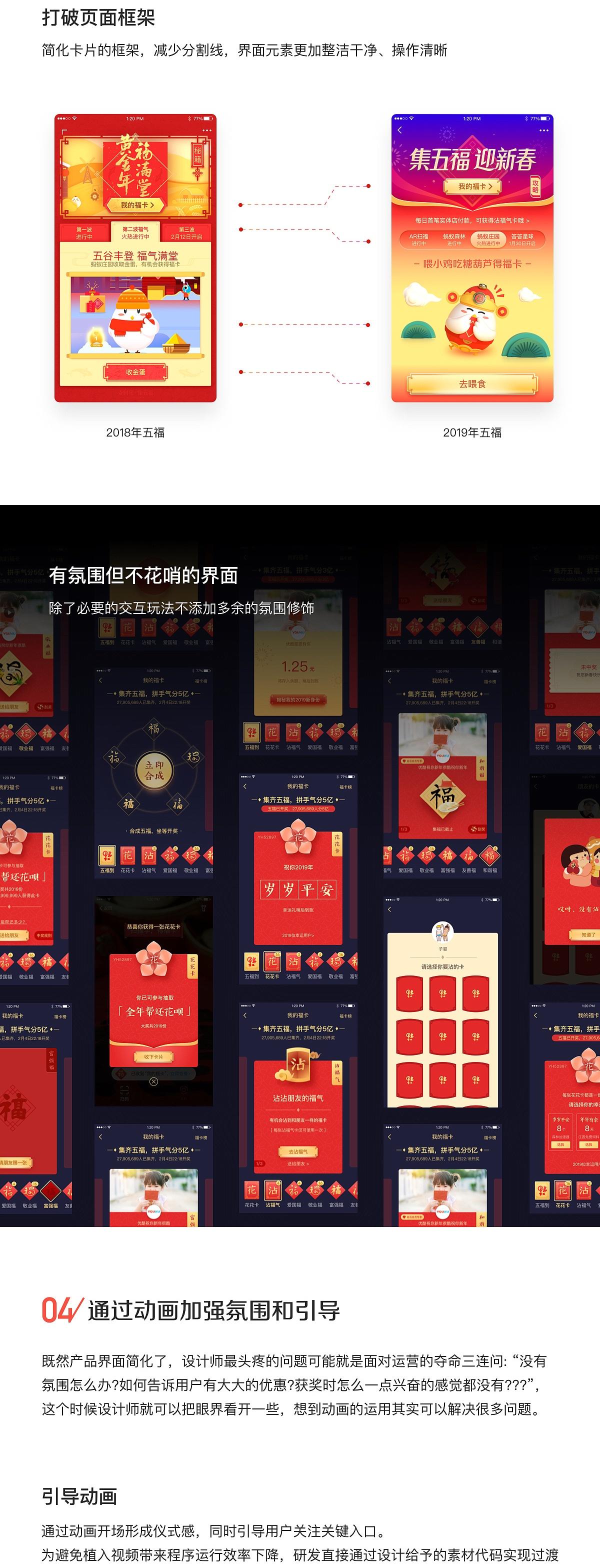 官方出品!揭秘「支付宝集五福」这个超级营销背后的设计体系