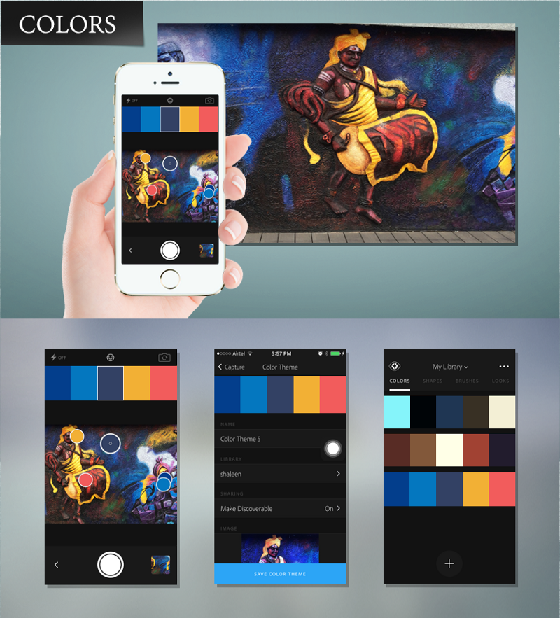 在一个热爱色彩的UI设计师眼里,这6款新工具不容错过
